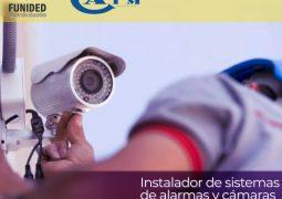 Instalador de Sistemas de Alarmas y Cámara de Seguridad